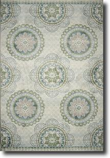 Amalfi-7540-COAQ Machine-Made Area Rug