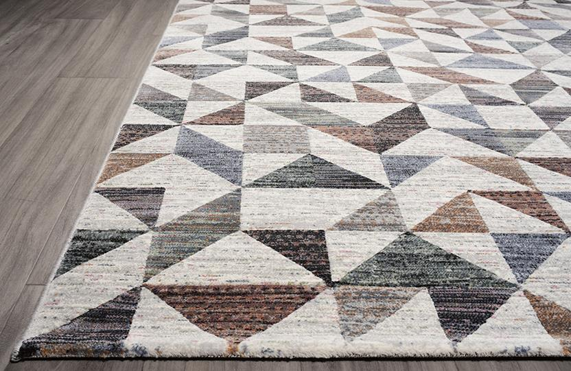 Bolero-63413-7626 Machine-Made Area Rug collection texture detail