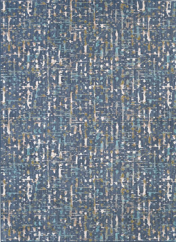 Expressions by Scott Living-91668-50136 Machine-Made Area Rug