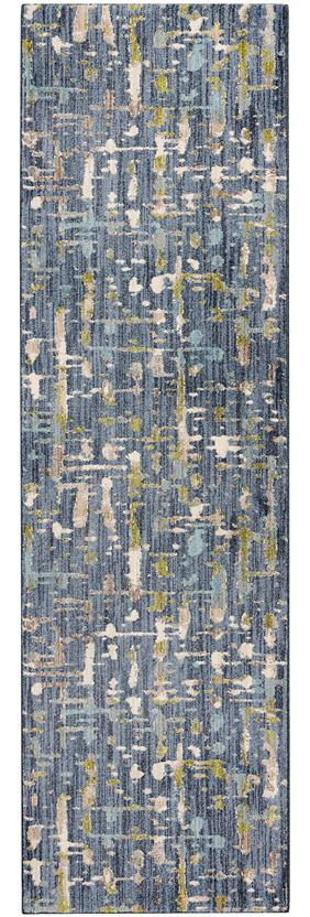 Expressions by Scott Living-91668-50136 Runner Machine-Made Area Rug detail
