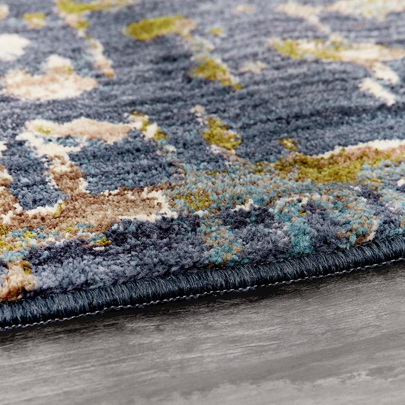Expressions by Scott Living-91668-50136 Machine-Made Area Rug collection texture detail