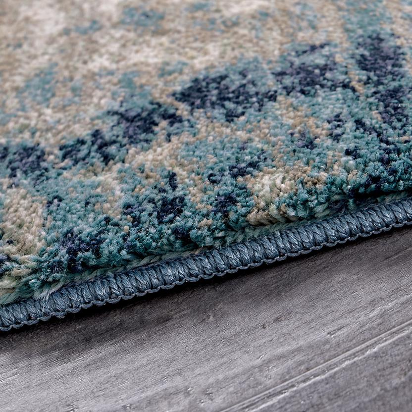 Expressions by Scott Living-91670-50102 Machine-Made Area Rug collection texture detail