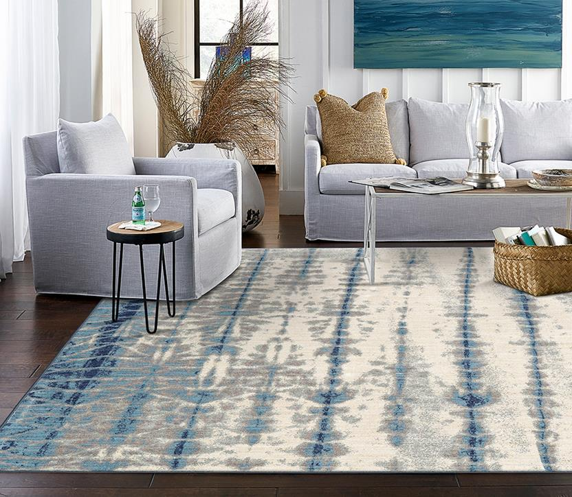 Expressions by Scott Living-91670-50102 Room Lifestyle Machine-Made Area Rug detail