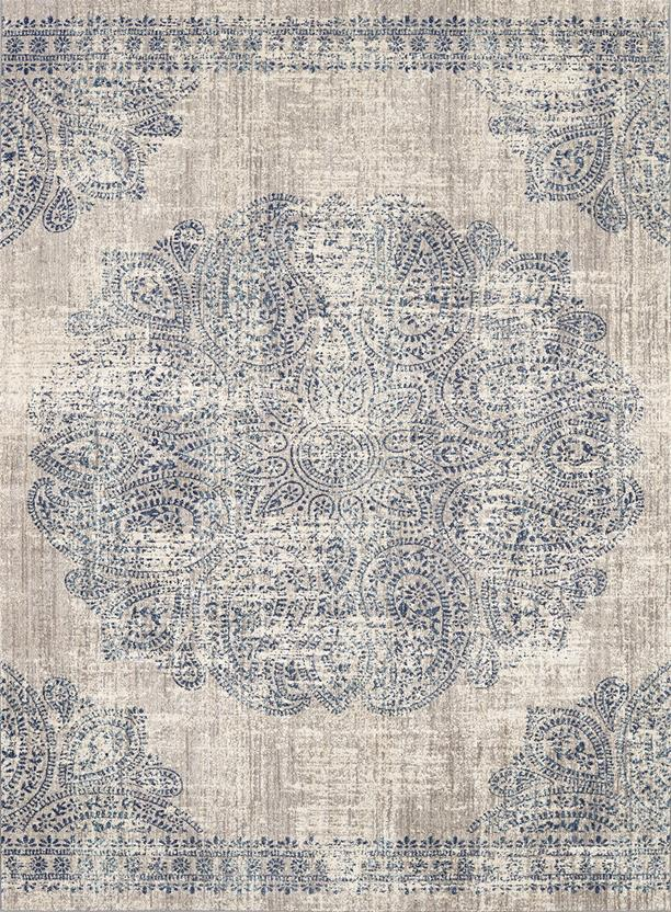 Expressions by Scott Living-91672-50102 Machine-Made Area Rug