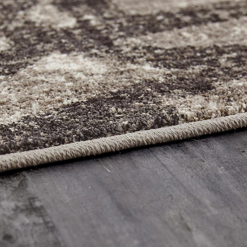 Expressions by Scott Living-91673-90121 Machine-Made Area Rug collection texture detail