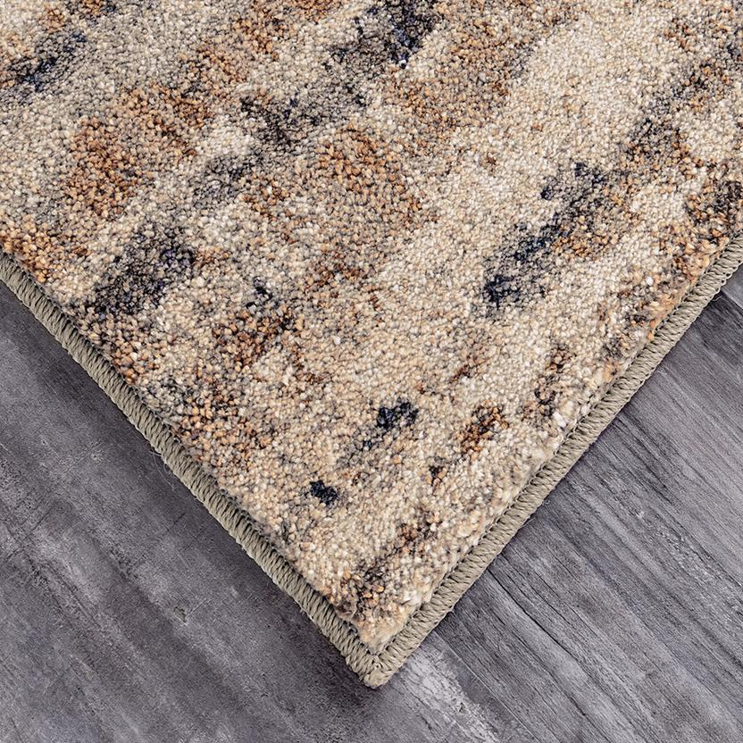 Expressions by Scott Living-91674-10034 Machine-Made Area Rug collection texture detail