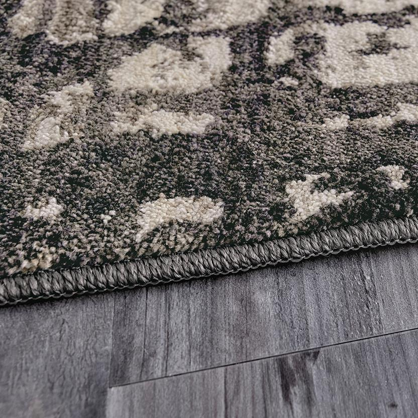 Expressions by Scott Living-91677-10038 Machine-Made Area Rug collection texture detail