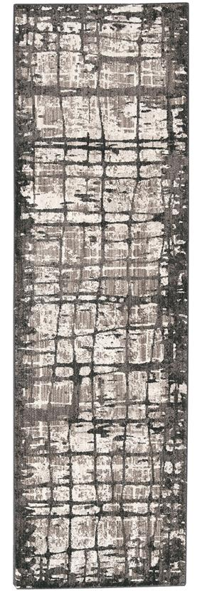 Expressions by Scott Living-91677-10038 Runner Machine-Made Area Rug detail