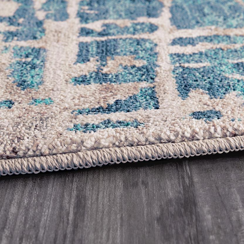 Expressions by Scott Living-91677-50137 Machine-Made Area Rug collection texture detail