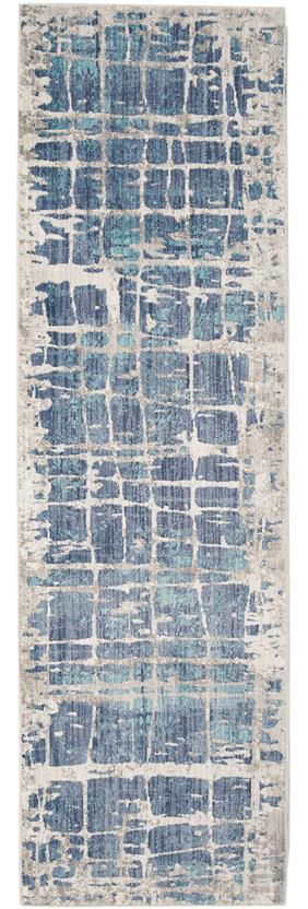 Expressions by Scott Living-91677-50137 Runner Machine-Made Area Rug detail