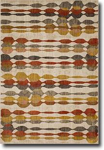 Expressions by Scott Living-91821-20048 Machine-Made Area Rug