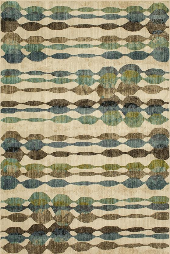 Expressions by Scott Living-91821-50137 Machine-Made Area Rug