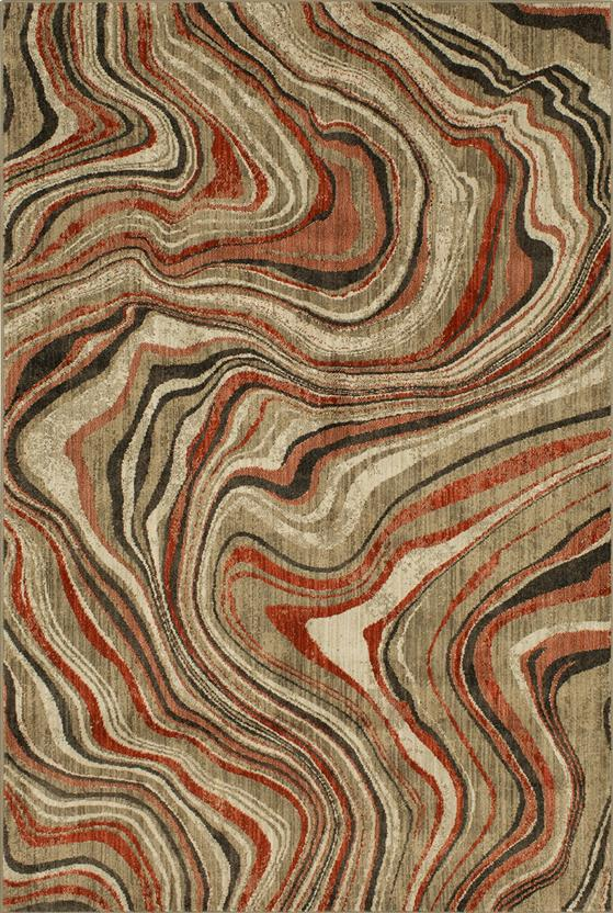 Expressions by Scott Living-91825-20048 Machine-Made Area Rug
