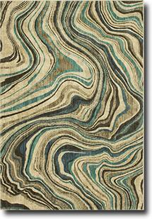 Expressions by Scott Living-91825-50137 Machine-Made Area Rug