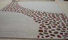 Artisan Studio-Loxton-57894-Beige Room Lifestyle Hand-Tufted Area Rug detail