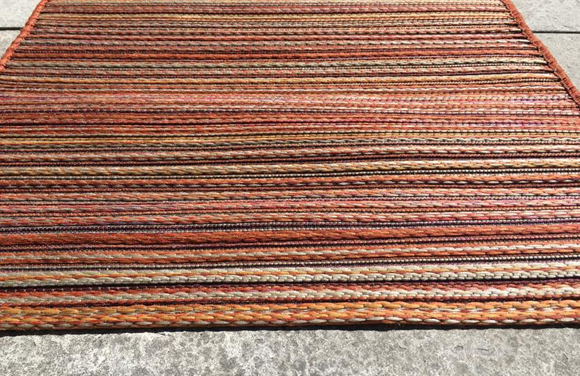 Brighton-98631-8005 Indoor-Outdoor Area Rug collection texture detail
