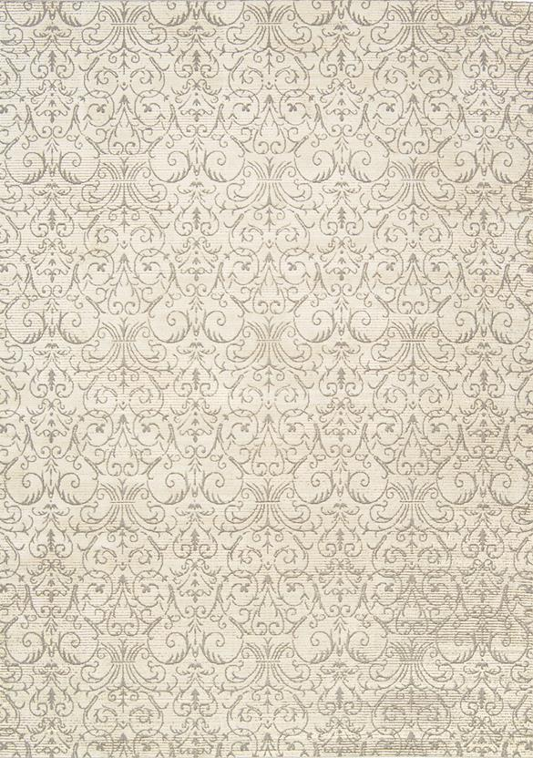 Luminance-LUM05-OPAL Machine-Made Area Rug