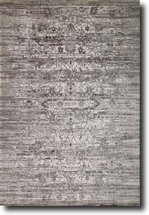 Twilight Nouri-TWI01-SIL Machine-Made Area Rug