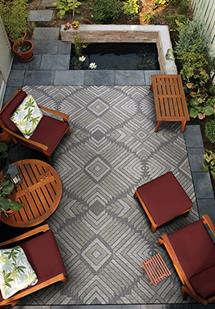 Delphi CS-5465-0565 Indoor-Outdoor Area Rug