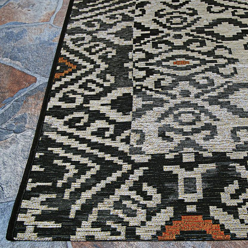 Delphi CS-5582-0582 Indoor-Outdoor Area Rug collection texture detail