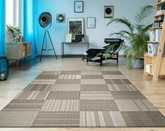 Alfresco CS-5038-6031 Room Lifestyle Indoor-Outdoor Area Rug detail