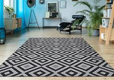 Alfresco CS-8237-9008 Room Lifestyle Indoor-Outdoor Area Rug detail