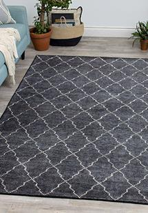 Arta KL-7173 Hand-Knotted Area Rug