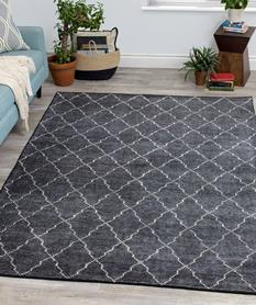 Arta KL-7173 Room Lifestyle Hand-Knotted Area Rug detail