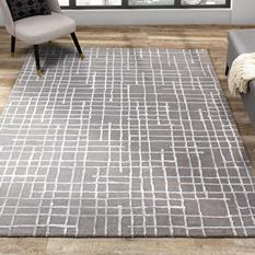 Arta KL-7177C Room Lifestyle Hand-Knotted Area Rug detail