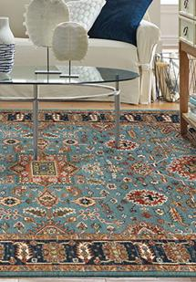 Spice Market-90665-50123 Machine-Made Area Rug