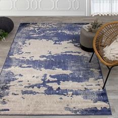 Abree KL-A322-3737 Room Lifestyle Machine-Made Area Rug detail