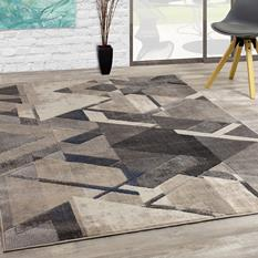 Abree KL-B881-5262 Room Lifestyle Machine-Made Area Rug detail