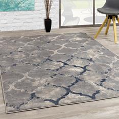 Abree KL-B887-5323 Room Lifestyle Machine-Made Area Rug detail
