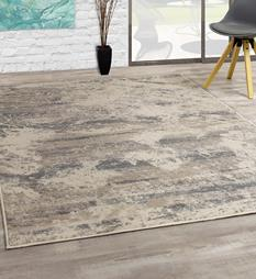 Abree KL-M176-0131 Room Lifestyle Machine-Made Area Rug detail