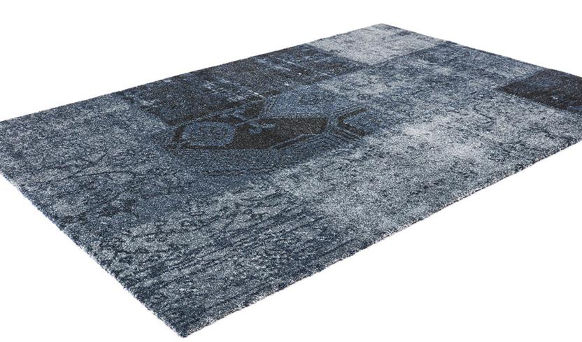 Hudson-3500-025 Machine-Made Area Rug collection texture detail