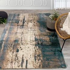 Akari KL-6421-1V13 Room Lifestyle Machine-Made Area Rug detail