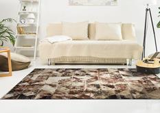 Sola KL-C842-4979 Room Lifestyle Machine-Made Area Rug detail