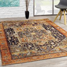 Solow KL-B776-0655 Room Lifestyle Indoor-Outdoor Area Rug detail