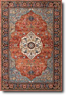 Spice Market-90661-90097 Machine-Made Area Rug