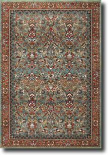 Spice Market-90662-50123 Machine-Made Area Rug