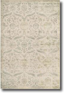 Luminance-LUM04-CRMNT Machine-Made Area Rug