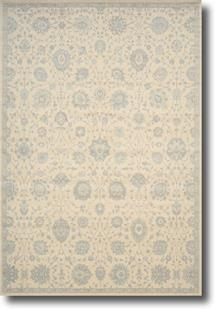 Luminance-LUM06-CREAM Machine-Made Area Rug