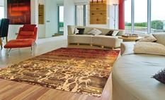 Rhapsody Nouri-RH001-SUNRS Room Lifestyle Machine-Made Area Rug detail