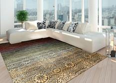 Rhapsody Nouri-RH002-MTC Room Lifestyle Machine-Made Area Rug detail