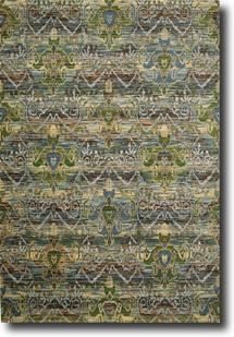 Rhapsody Nouri-RH010-SEAGL Machine-Made Area Rug
