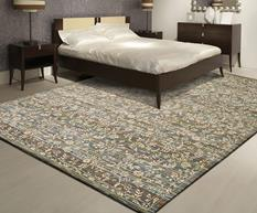 Rhapsody Nouri-RH012-BLMOS Room Lifestyle Machine-Made Area Rug detail