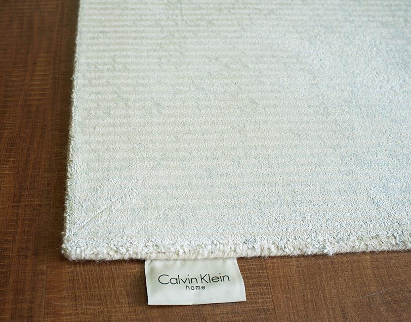 Calvin Klein - Maya-MAY02-VAPOR Machine-Made Area Rug collection texture detail