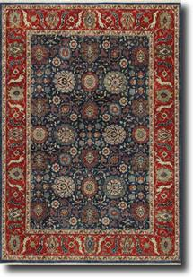 Biltmore Select-1773-450-Regal Blue Hand-Knotted Area Rug