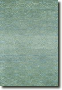 Ramblas 9200 440 mediterranean blue hand tufted area for Alexanian area rugs