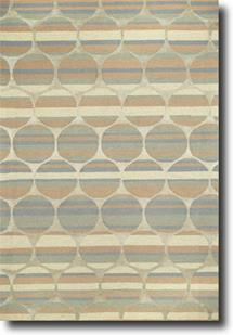 Tuscan Sun-9196-700-Beige Hand-Tufted Area Rug